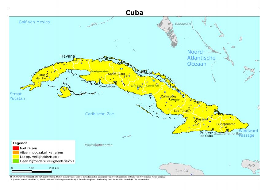 Reisadvies Cuba