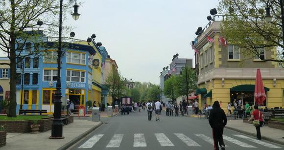 Moviepark Germany, Duitsland