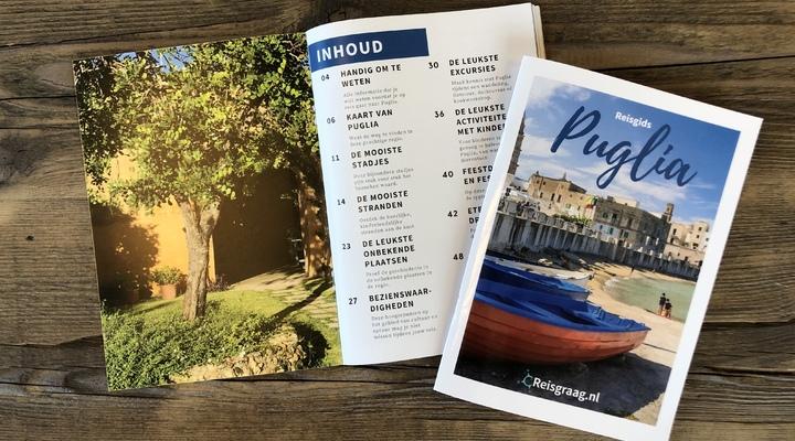 De Reisgraag Reisgids Puglia