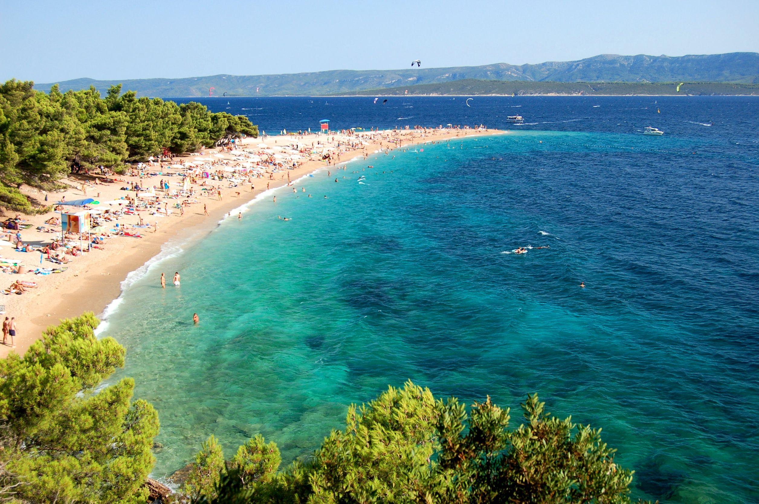 vakantie bestemming kroatie