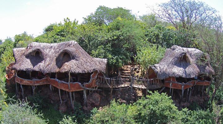 Il Ngwesi Lodge, Kenia